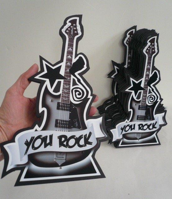 simple you rock guitars