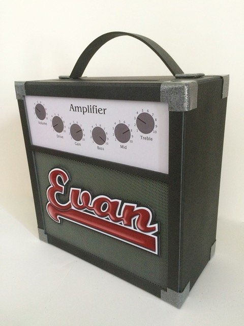 amplifier gift card box