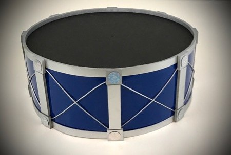 3D drum base for centerpieces